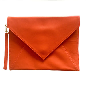 Elly Clutch Orange