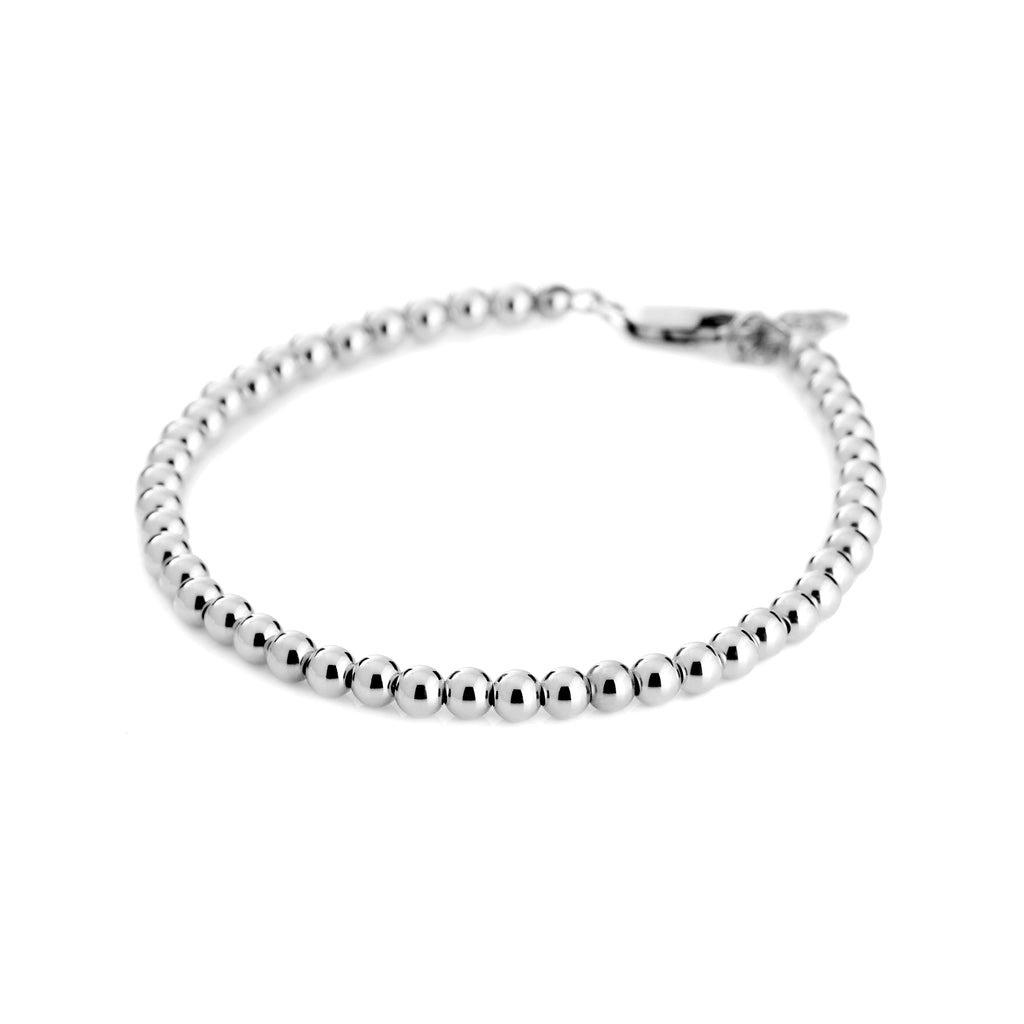 Ball Bracelet - Small - Silver