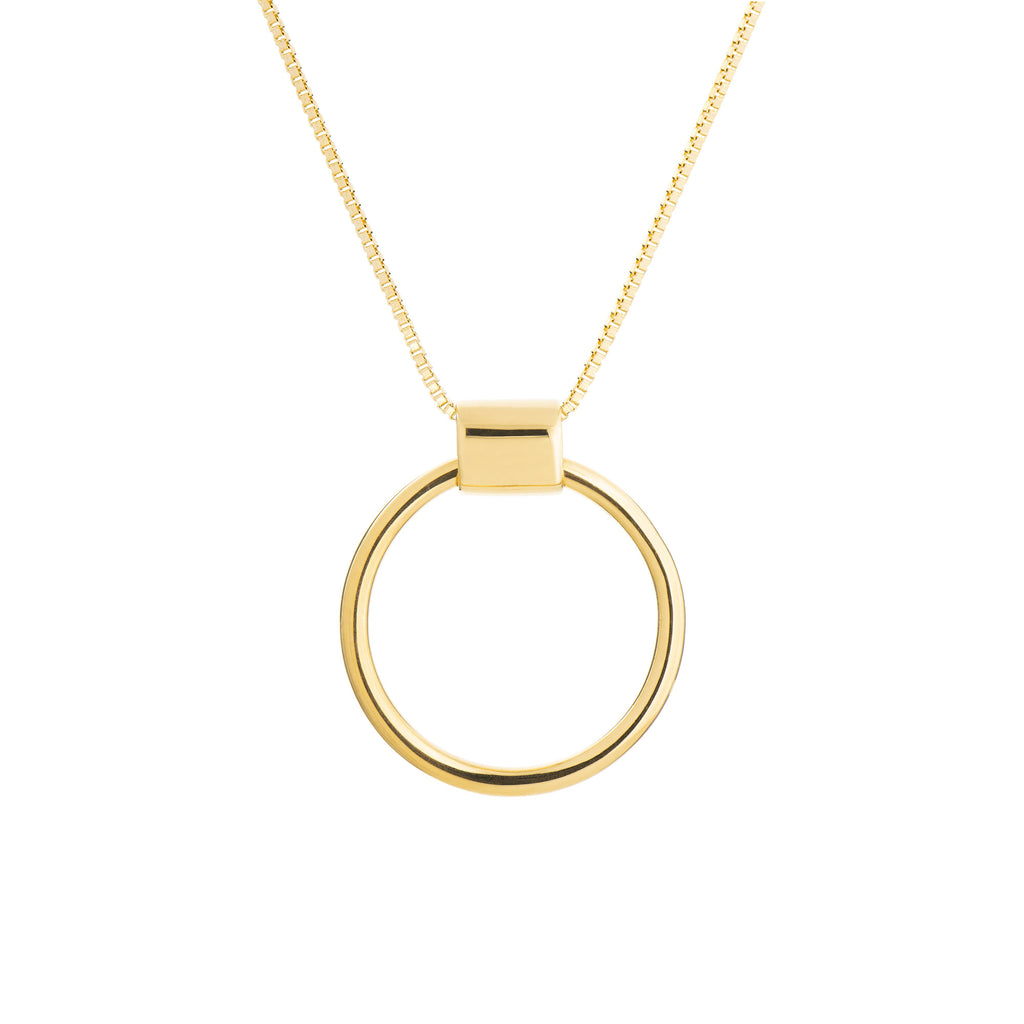 Knox Pendant - Gold