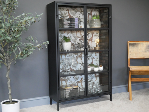Industrial Jungle Cabinet