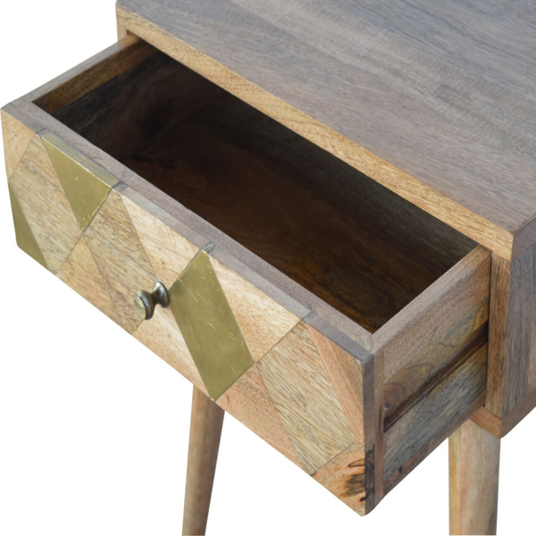 The Guilded Sidetable
