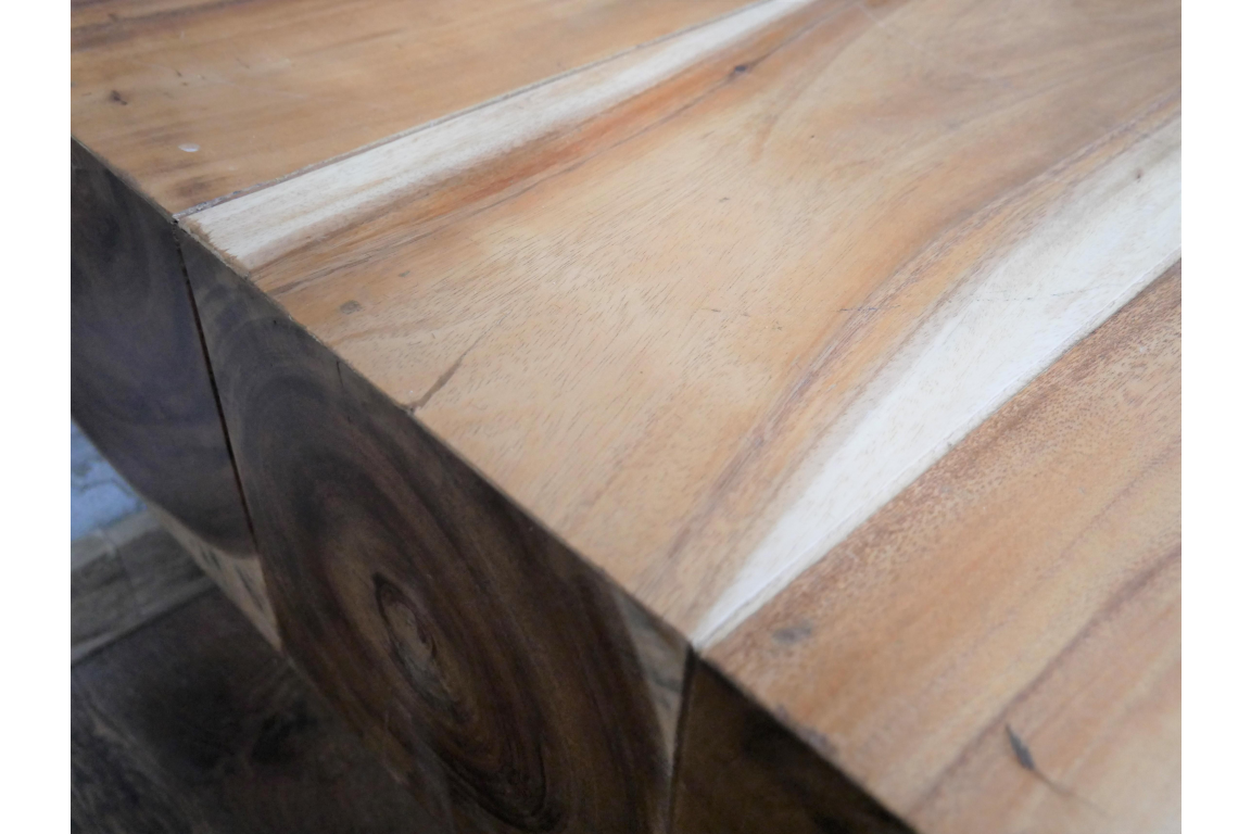 Suar Wood Coffee Table