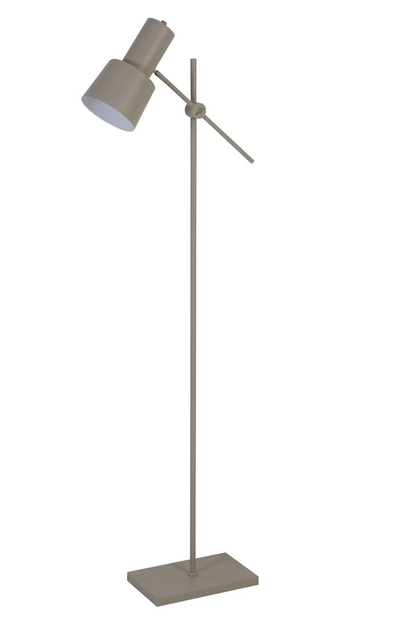 Matt Sand Floor Lamp