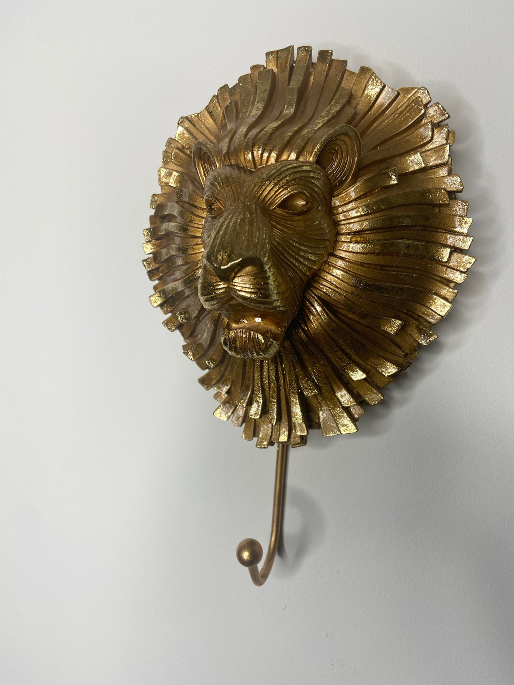 Large Lion Hook
