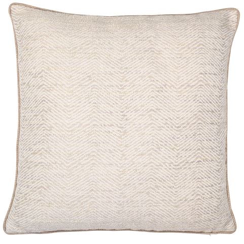 Oatmeal Weave Cushion