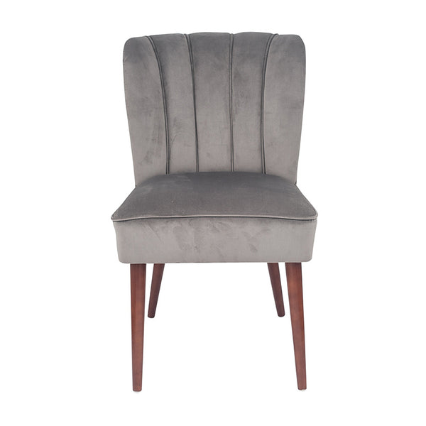 Dove Grey Dining Chair