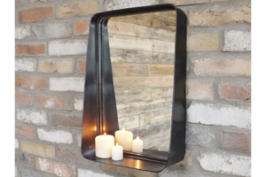 Black Display Mirror