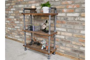 Pipe Shelving Unit - Small