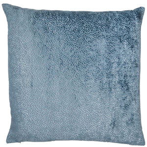 Large Bingham Blue Cushion