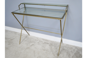 Antique Gold Table