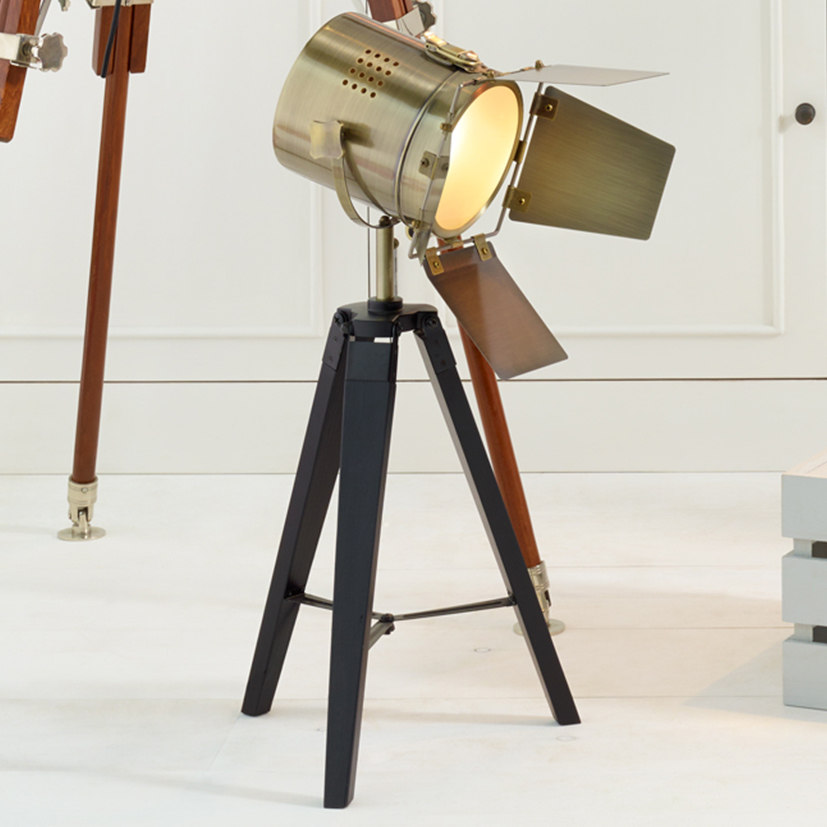 Film Set Table Lamp