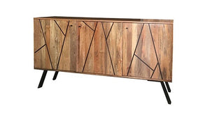 Abstract Mango Sideboard