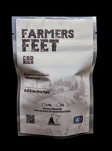 Farmer's Feet 6.43% CBD Flowers