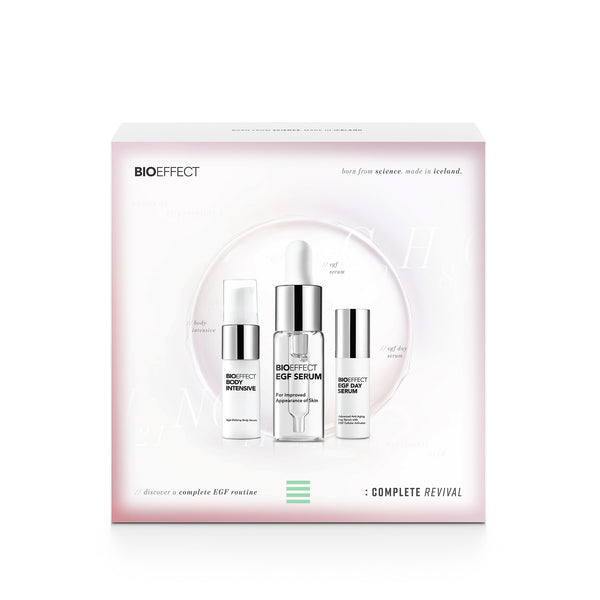 Complete Revival Skincare Set