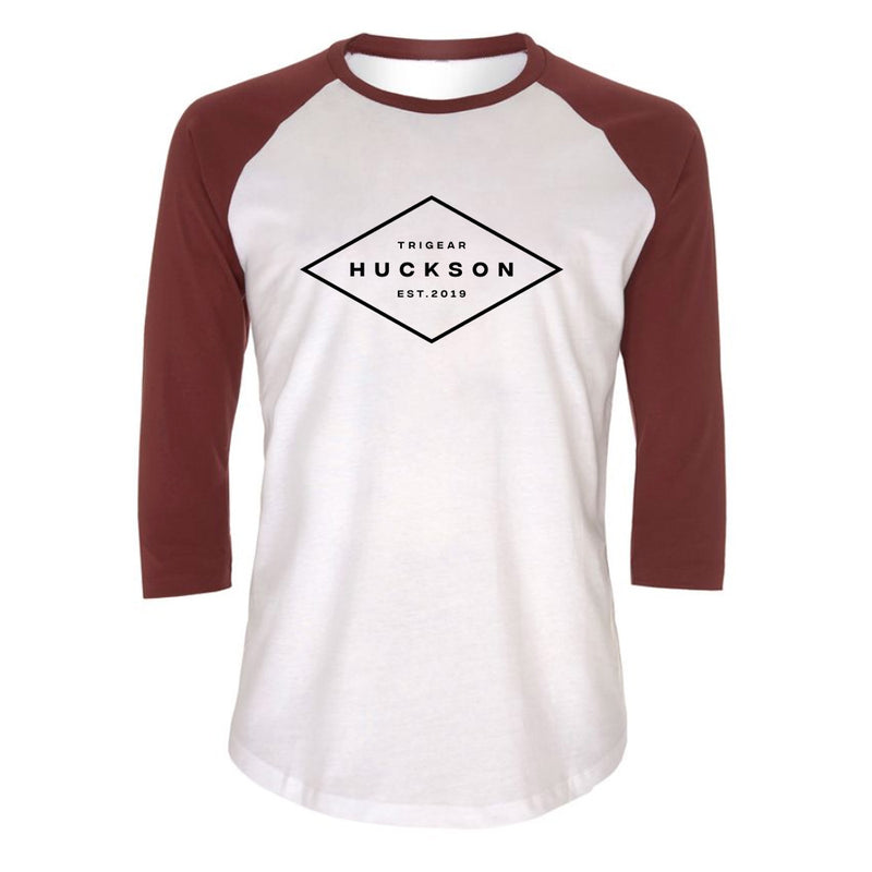 Organic Long-Sleeve Baseball Tee (Unisex)