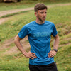 Sapphire Blue Technical Training Tee