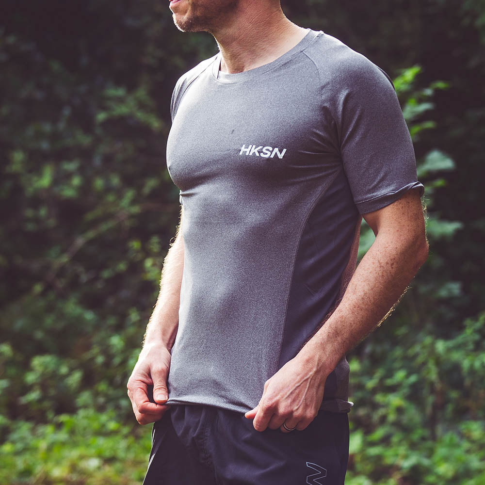 Grey Performance Base Layer
