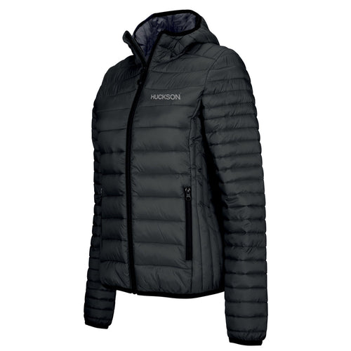 Ladies Lightweight Hooded Padded Jacket
