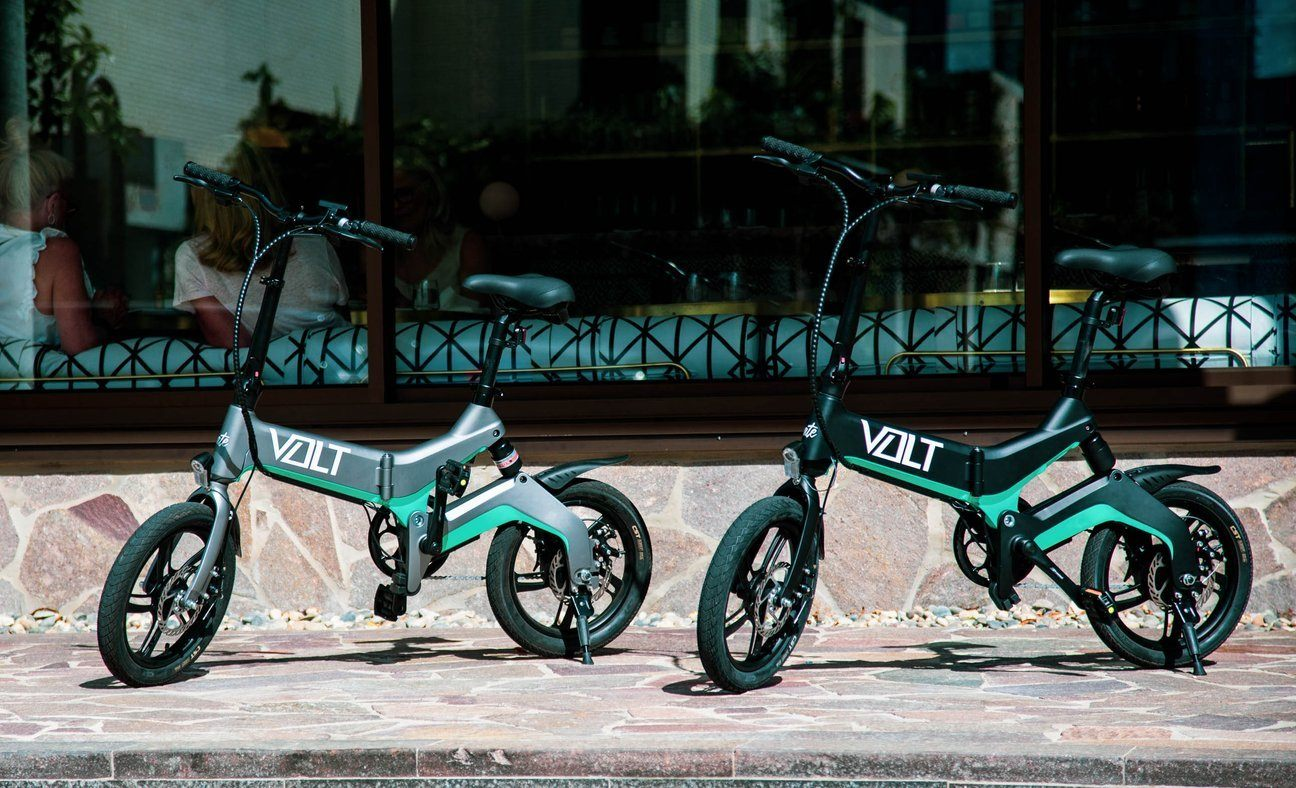 Double Trouble (2x VOLT E-Bikes) UNAVAILABLE