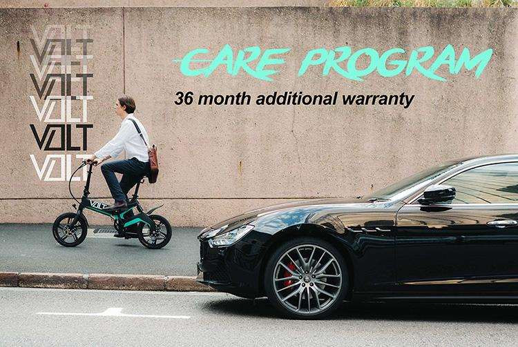 Volt Care Program - 36 month additional warranty Warranty Volt Australia