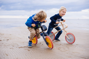 Brum Brum wooden balance bike Seaside | Best bike | Wooden Bike | Push Bike