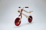 [Brum Brum Bikes] - Brum Brum wooden balance bike for kids
