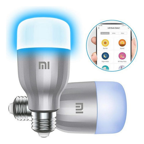 Bombilla Inteligente Xiaomi Mi Smart Bulb LED 10W