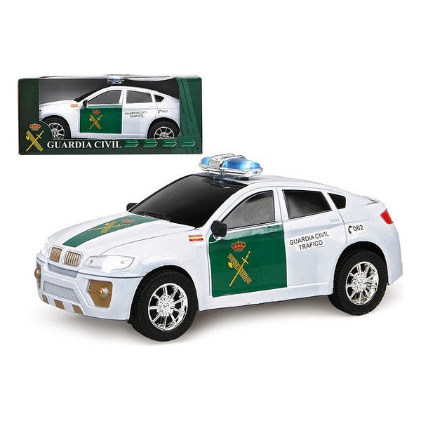 Coche Guardia civil Blanco 110230