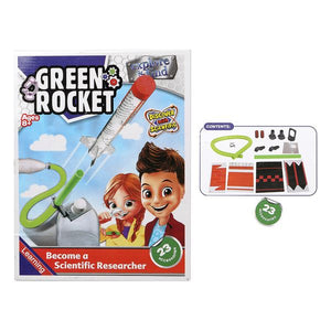 Juguete Educativo Green Rocket 118100