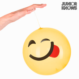 Pelota Hinchable Emotion Yoyó Junior Knows