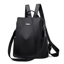 Cargar imagen en el visor de la galería, Women Backpack Female Rucksack Soft Lightweight Oxford Small Backpack for Women Anti-theft Design Women's Shoulder Bag mochila