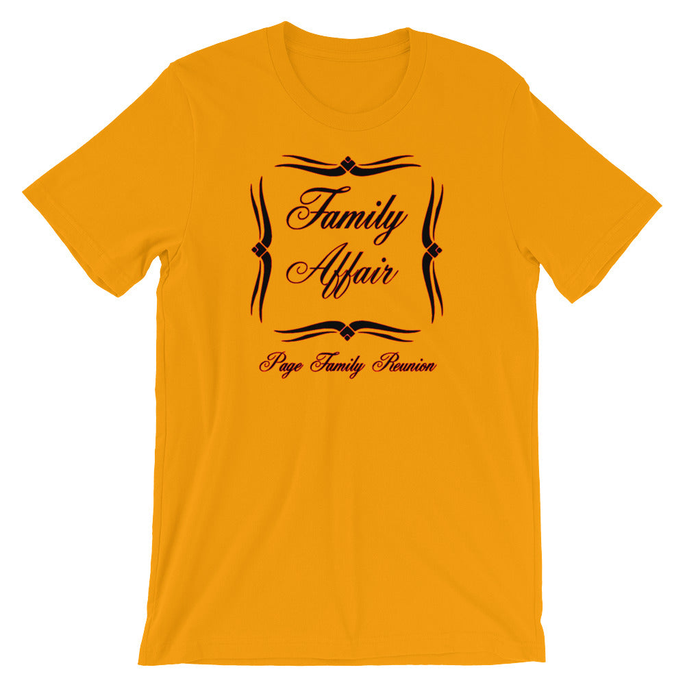 Family Affairs T-Shirt
