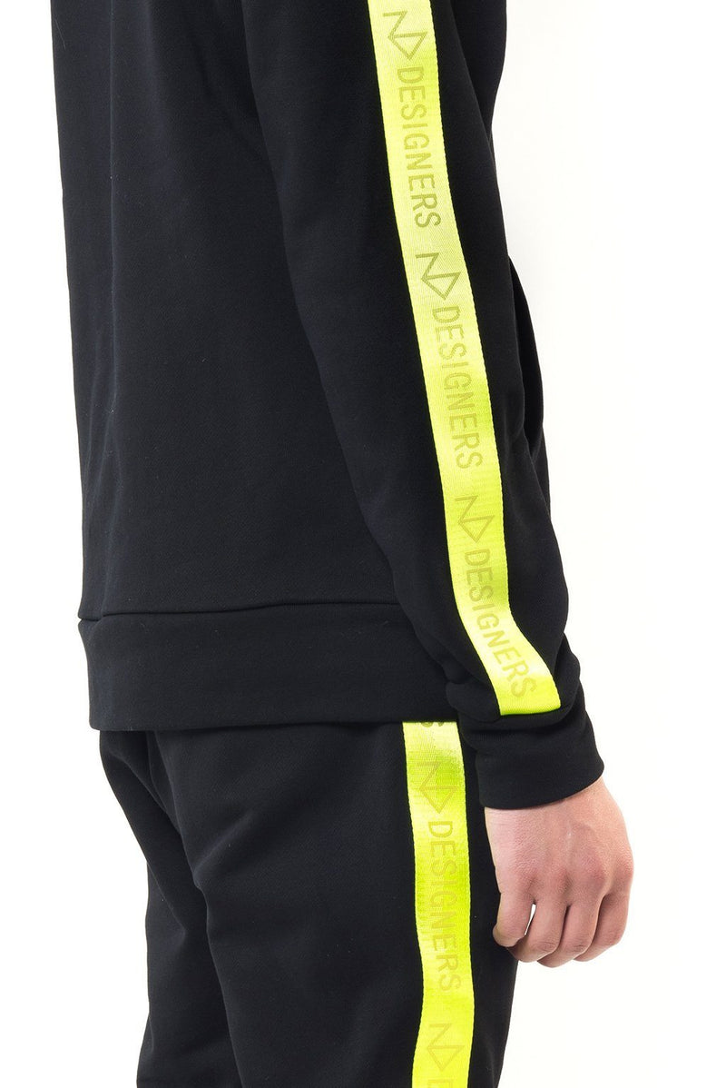 LIBERTY BLACK-NEON YELLOW Homme THE NEW DESIGNERS