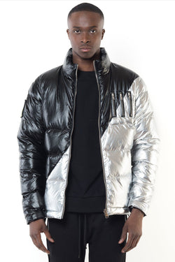 MIDDLE BLACK-SILVER Homme THE NEW DESIGNERS