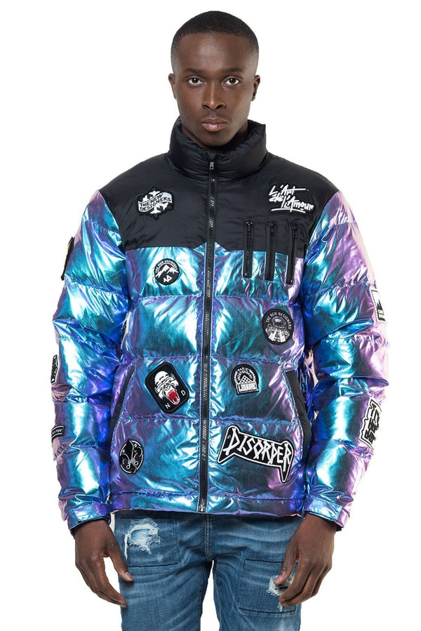 BINKS IRIDESCENT Homme THE NEW DESIGNERS
