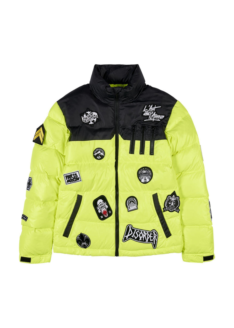 BINKS NEON YELLOW Homme THE NEW DESIGNERS Neon Yellow XS