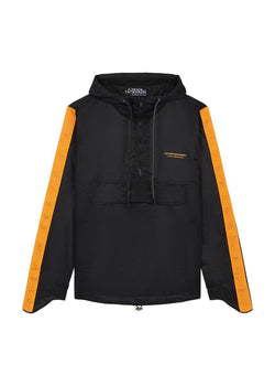 STORM BLACK-ORANGE Homme THE NEW DESIGNERS Black-Orange XS
