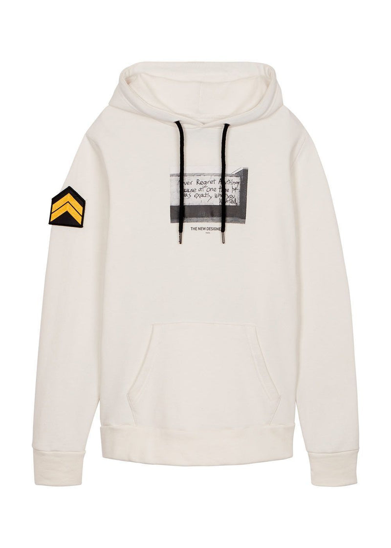 Hoodie Enfant Philosophy Enfant vendor-unknown Blanc 8