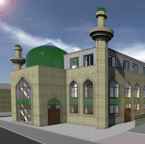 Sound-System-for-Mosque