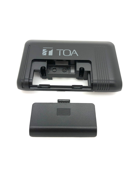 Front Cover & Battery Cover for TOA Belt Packs