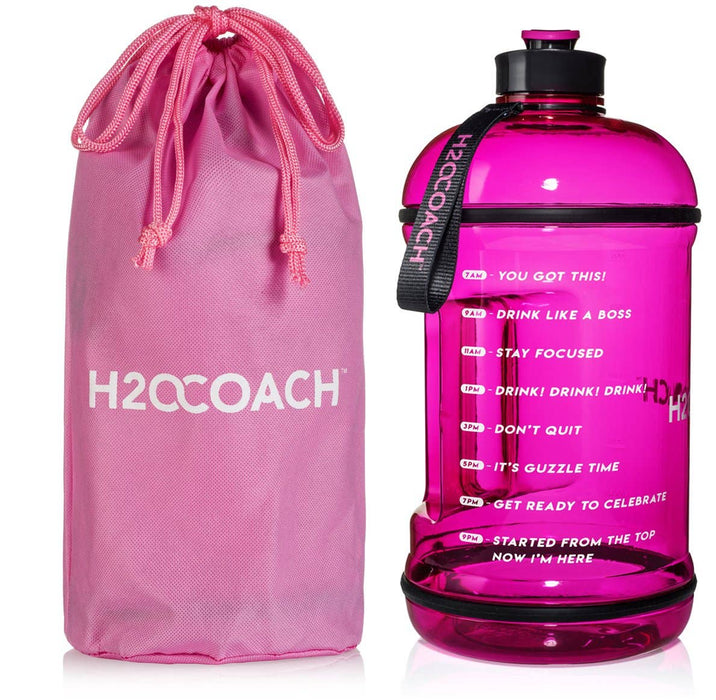 H2OCOACH - Boss Water Bottle - 1 Gallon