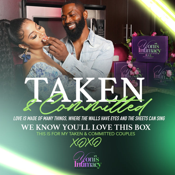 Taken and Committed: Mystery Box