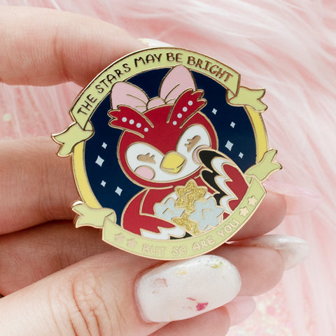 "AC Celeste ""Bright Stars"" Pin"