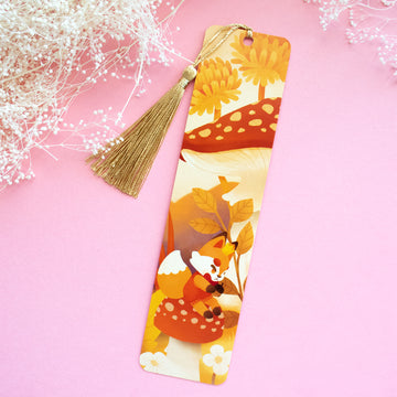 Fox Prince Bookmark