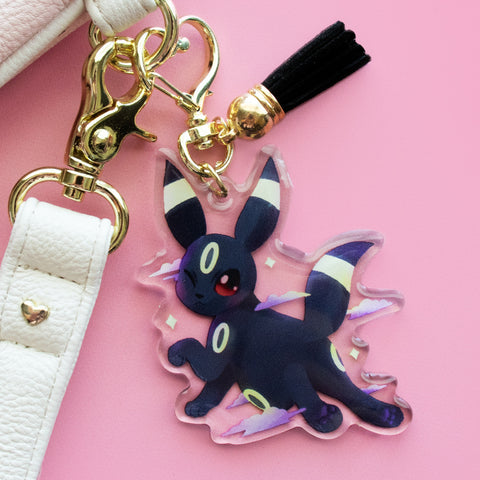 PKMN Umbreon Keychain