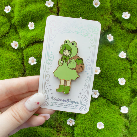 Frog Princess - June 2020