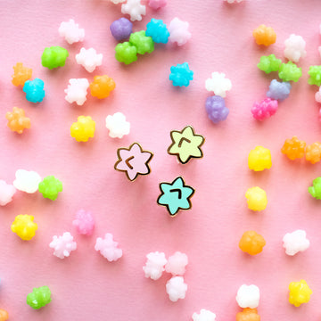 Konpeito Candy Stars Mini Pin Set