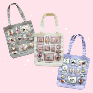 Pin Collection 'Gallery Wall' Tote Bag