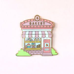 Enchanted Bakery Enamel Pin