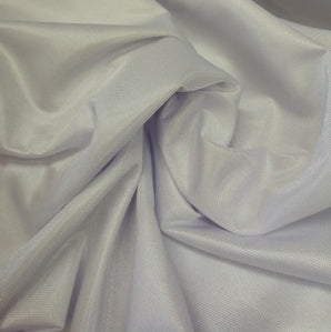Polyester tricot White
